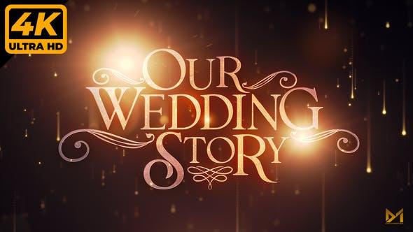 Videohive Wedding Memories 31834551