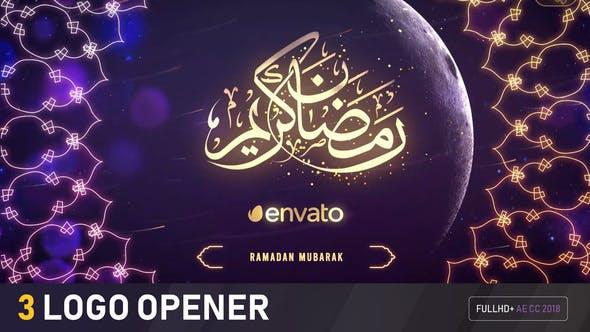 Videohive Lunar Ramadan Month 31701792