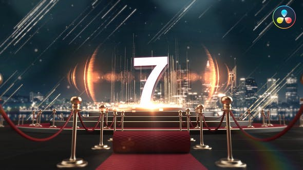 Videohive Red Carpet Countdown 30143756
