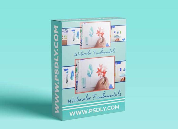 Watercolor Fundamentals: Make a Technique Book