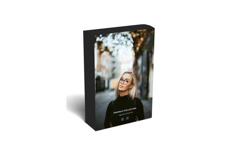 WithLuke Lightroom Presets The Portrait Desktop Collection