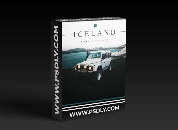 Joe Yates – ICELAND COLLECTION