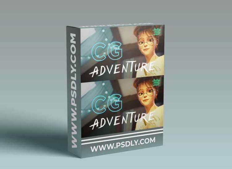 CG Adventure – Full course download (Jan, 2021 updated)