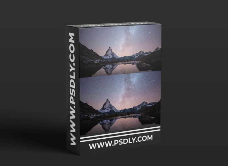 DVLOP - Chris Burkard - Twilight Presets
