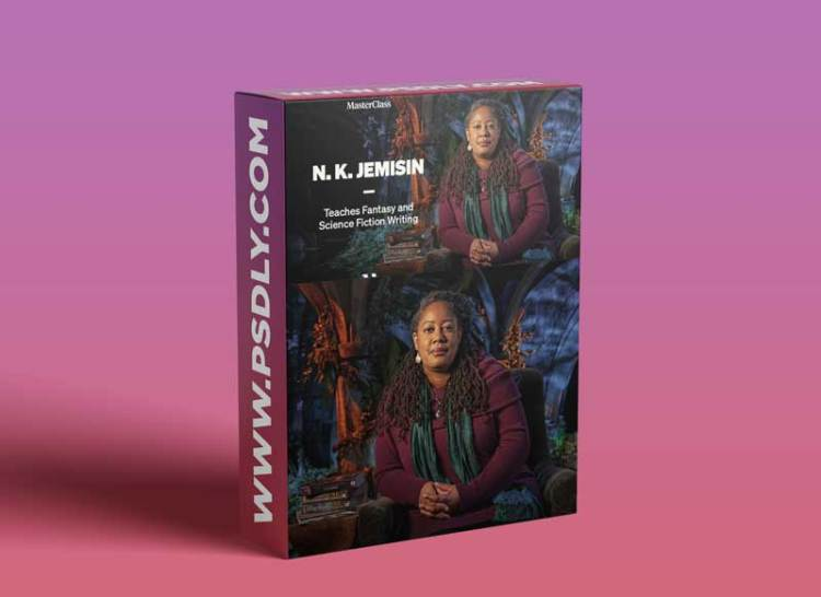 MasterClass - N. K. Jemisin Teaches Fantasy and Science Fiction Writing