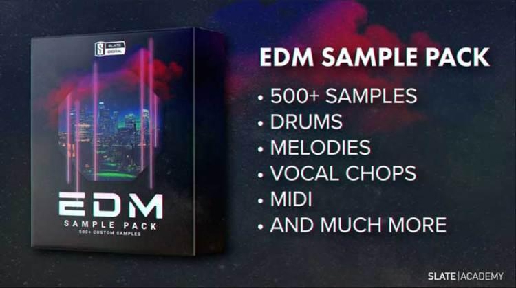 Slate Digital – EDM Production Deep Dive Masterclass