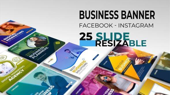 Videohive Business - Social Media Post 32006045