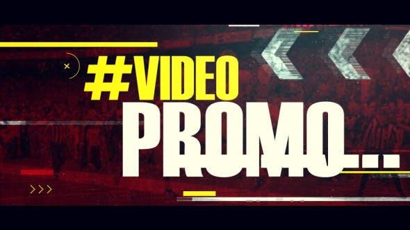 Videohive Cinematic Video Promo 12124359