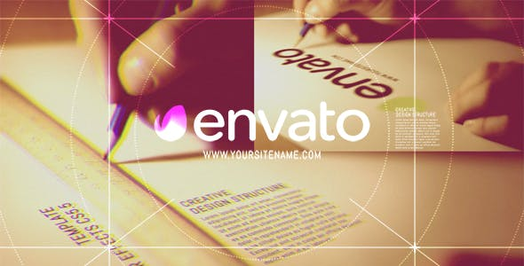 Videohive Drawing Cinematic Logo 16249275