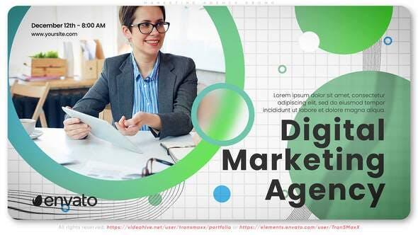 Videohive Marketing Agency Promo 32005144