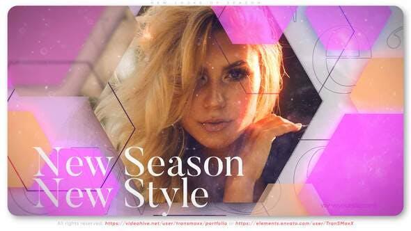 Videohive New Looks of Season 32005186