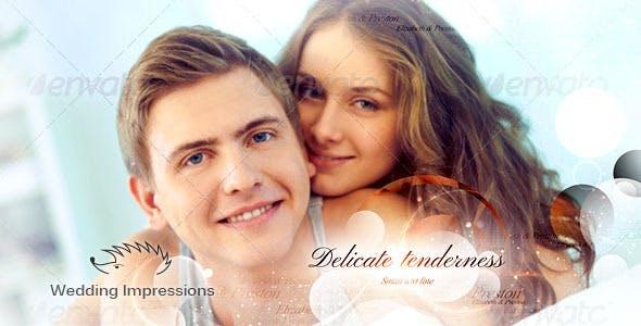 Videohive Wedding Impression 9828444