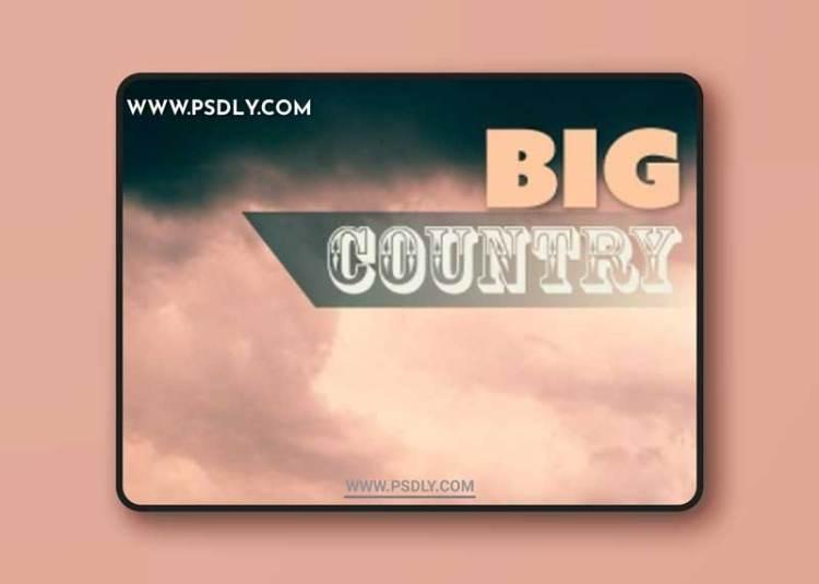 Brian Matiash - Big Country Preset Pack