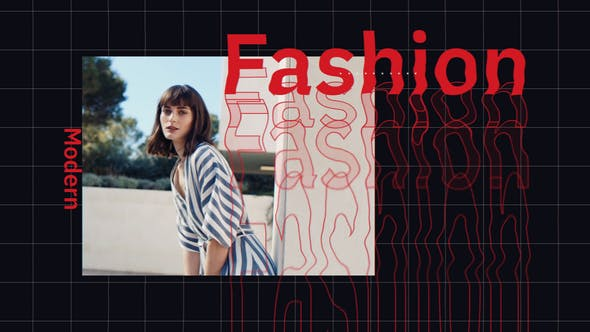 Videohive Abstract Fashion Opener 26354470