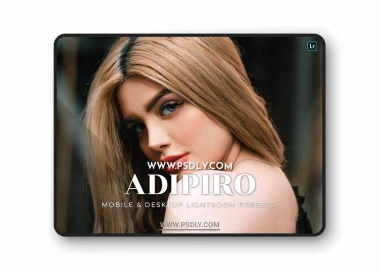 Adipiro Mobile and Desktop Lightroom Presets