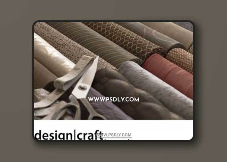 Arroway – Design | Craft Vol.3 (Heavy Fabrics)