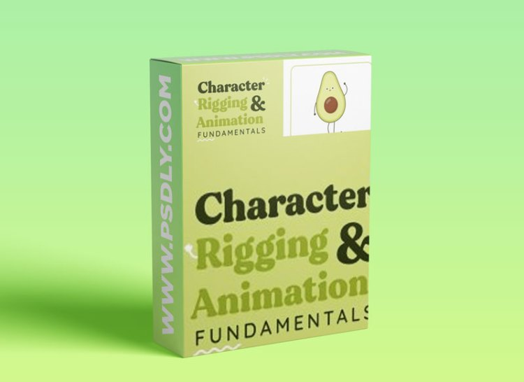 Character Rigging & Animation Fundamentals in Adobe After Effects