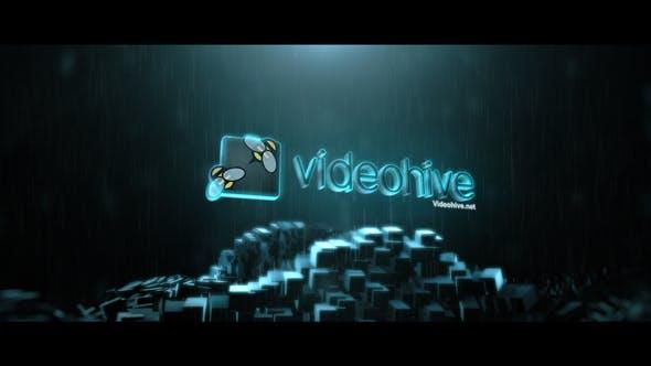 Videohive Fast Neon Logo 23985956