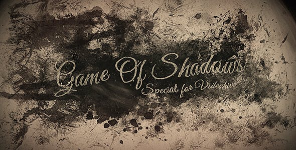 Videohive Game Of Shadows 20567184