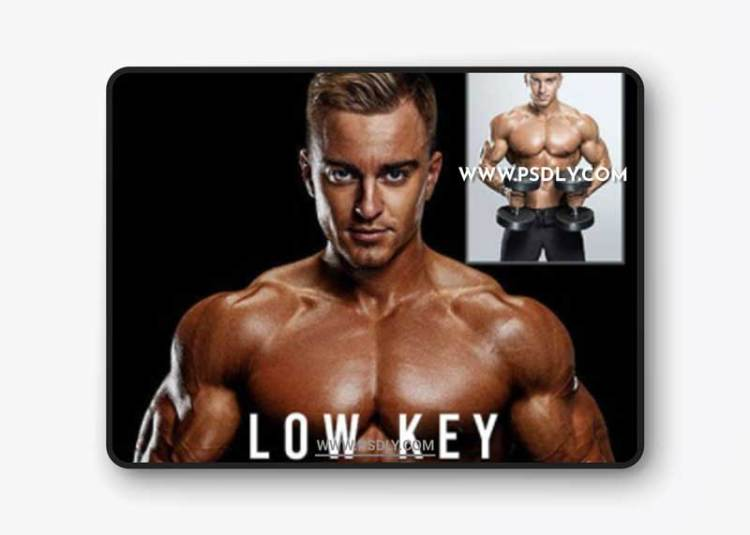 GraphicRiver - Low Key Photography - Photoshop Action 26318275