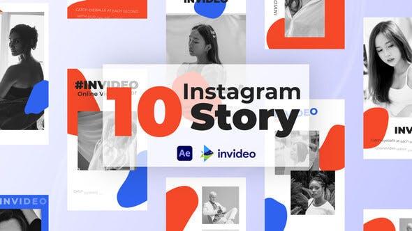 Videohive Instagram Story Pack 32927983