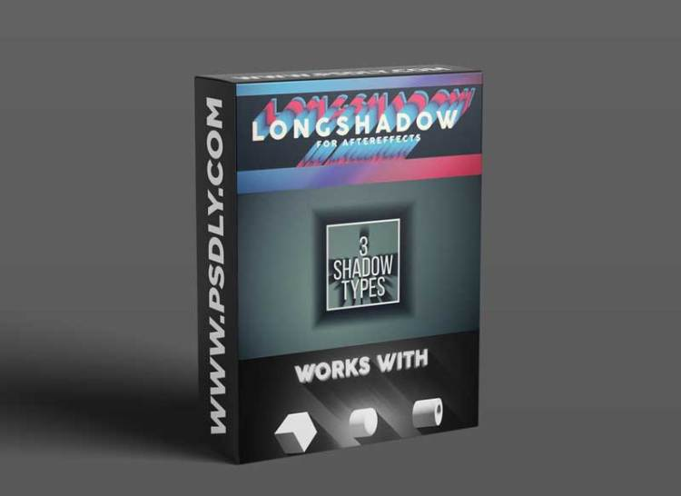 LongShadow 1.14.2 Plugin for Adobe After Effects (Win/Mac)