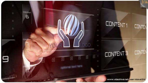Videohive Hi-Tech Modern Businessman 16425981