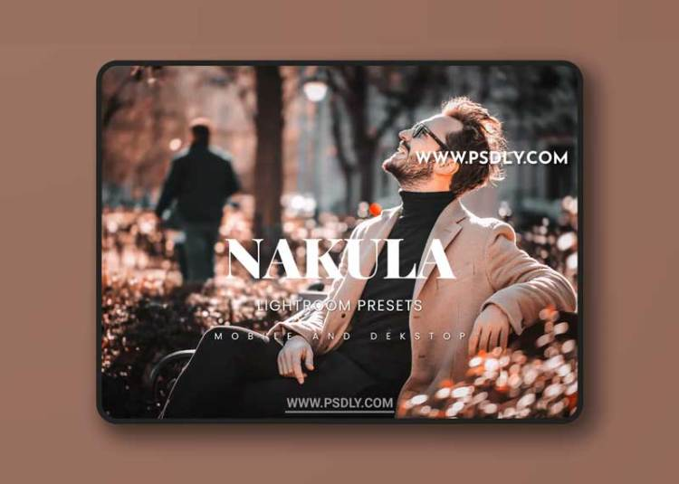 Nakula Lightroom Presets Dekstop and Mobile