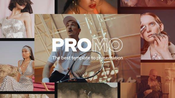 Videohive Promo Opener 33037577