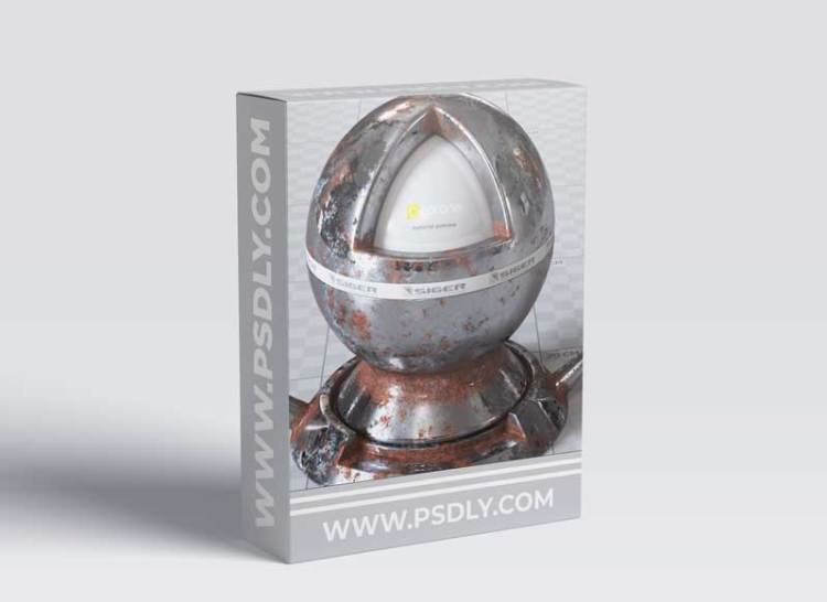 SIGERSHADERS XS Material Presets Studio v3.0.0 for 3ds Max 2016 - 2022