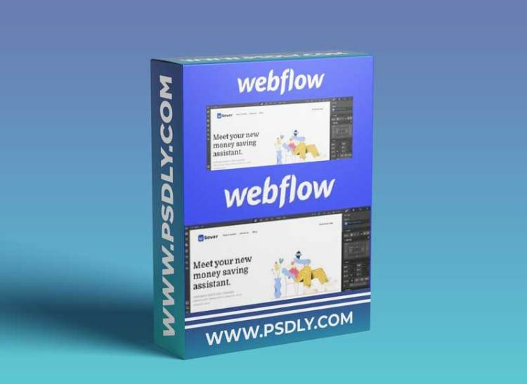 Webflow For Entrepreneurs and UI/UX Designers