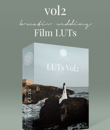 Kreativ Wedding LUTs Vol2 for Capture One Pro
