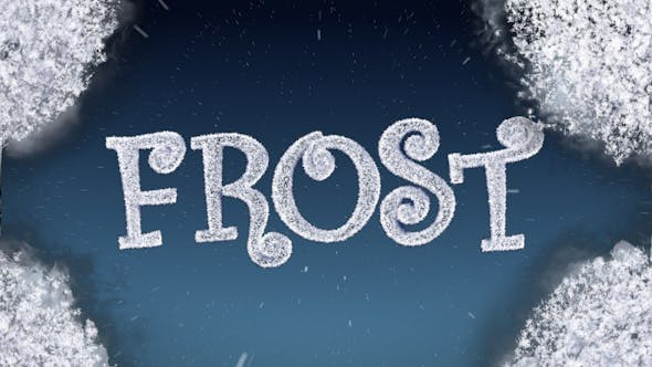 Videohive Frost Pack 13086542
