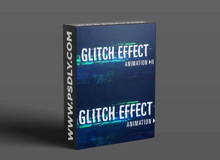 Create a Modern Glitch Animation in After Effects