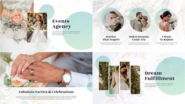 Videohive Wedding Presentation - Event Agency 33328556