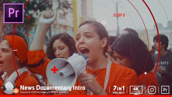 Videohive - News Intro - 32864750