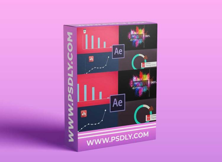 After Effects - Motion Graphics & Data Visualization (Updated)