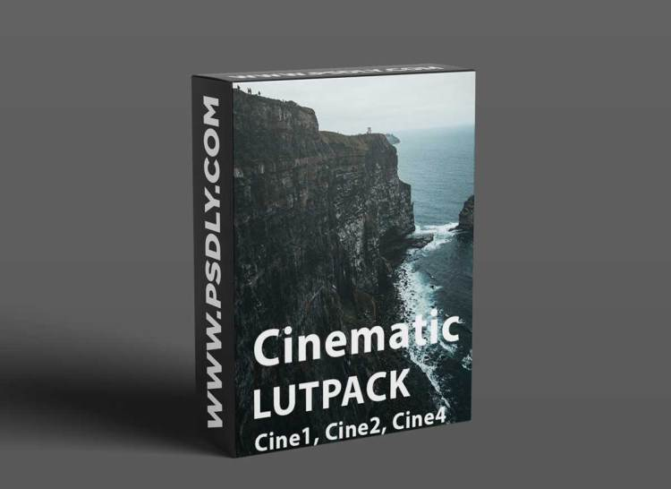 Andrey Soladkov - Cinematic Luts Pack