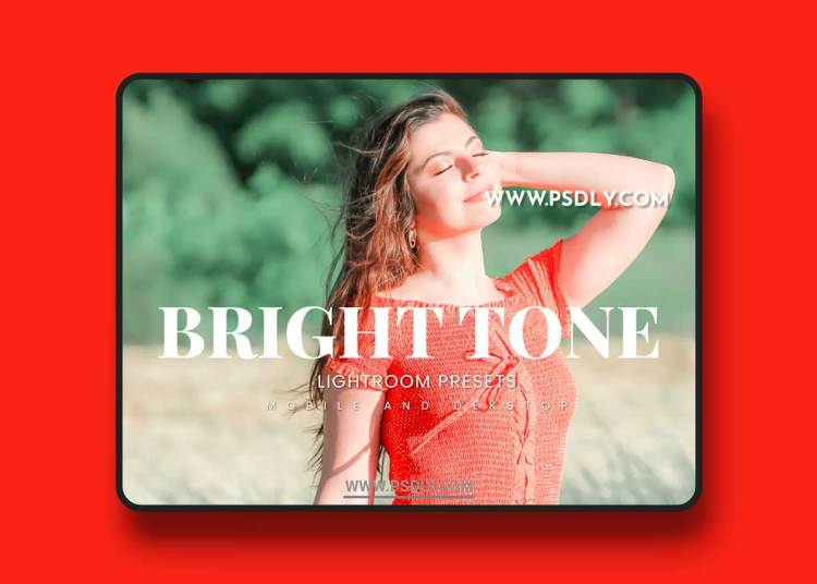 Bright Tone Lightroom Presets Dekstop and Mobile