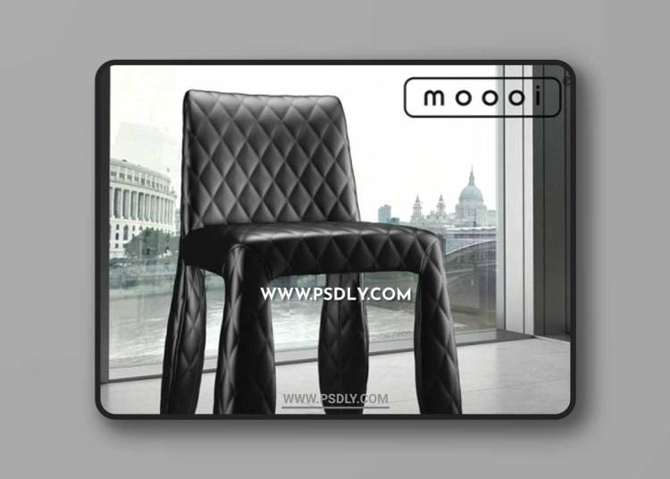 Chair Moooi Monster Chair 2 3D Models