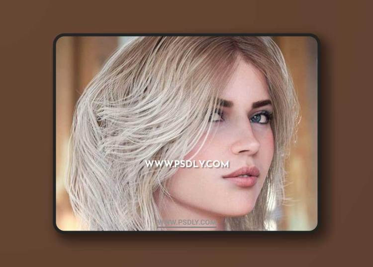 Colors for Geo Hair 3D Models