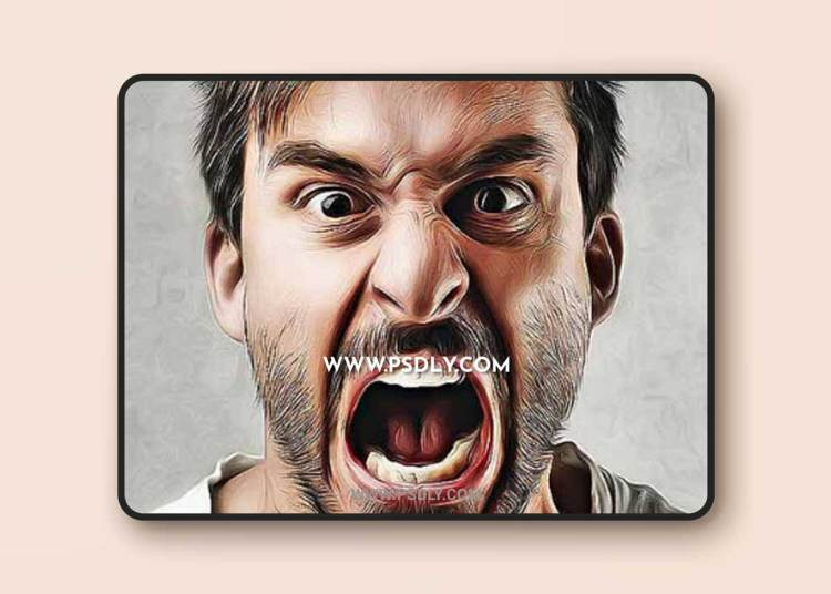 GraphicRiver - Oil Pinting Action 23049744
