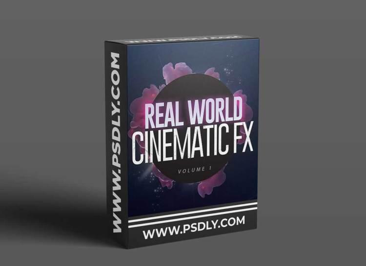 Highline Audio Real World Cinematic FX Volume 1 WAV