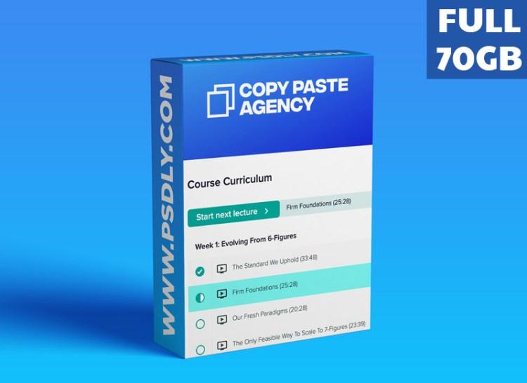 Iman Gadzhi Copy Paste Agency Course 2021