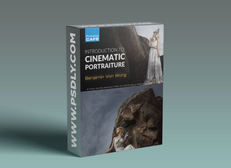 Introduction to Cinematic Portraiture by Benjamin Von Wong