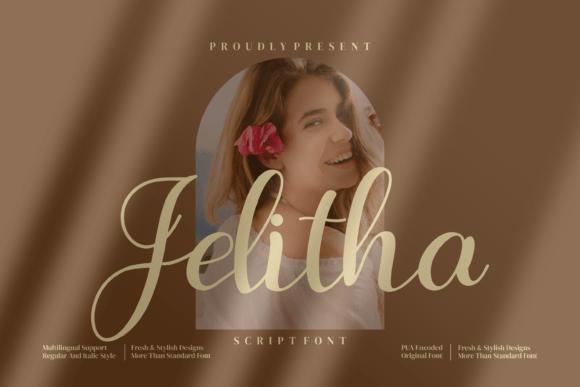 Jelitha Font