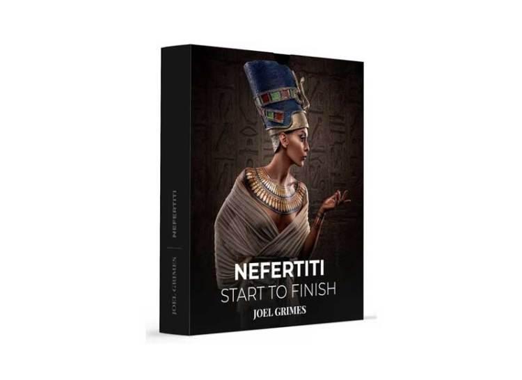Joel Grimes Photography - Start to Finish - Nefertiti