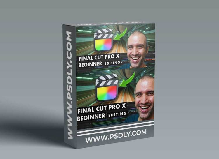 Learn to Edit with Final Cut Pro X: Beginner to Youtuber