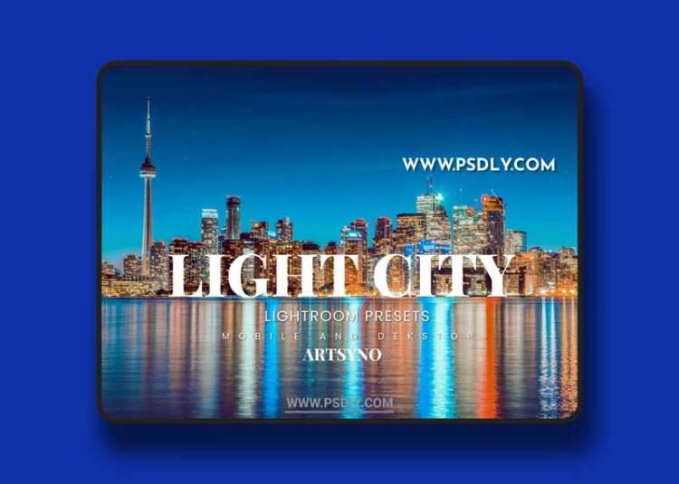Light City Lightroom Presets Dekstop and Mobile