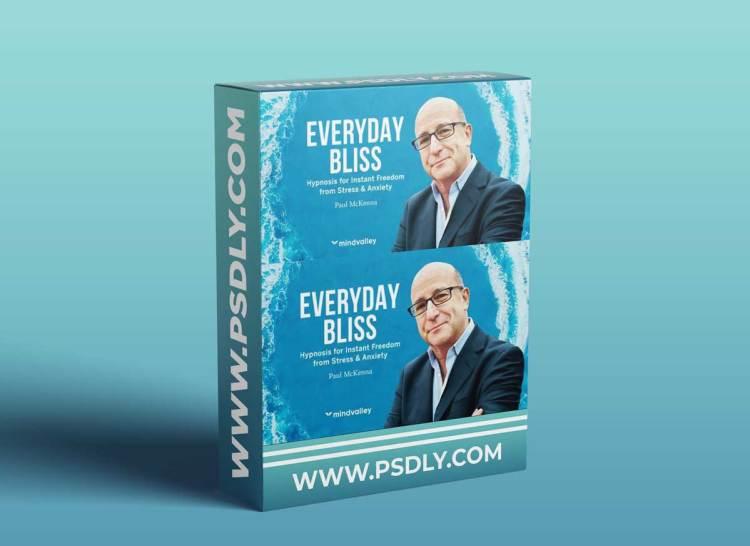 MindValley – Paul McKenna – Everyday Bliss (2021)